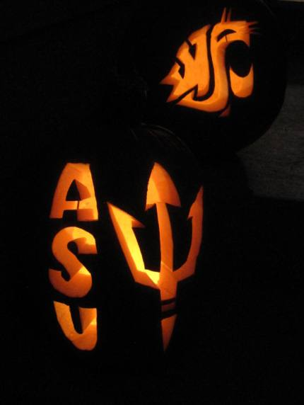 ASU and WSU