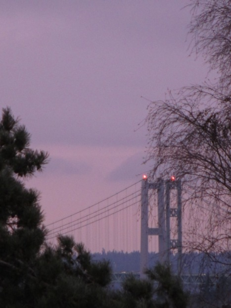 Tacoma Narrows Bridge by CRash